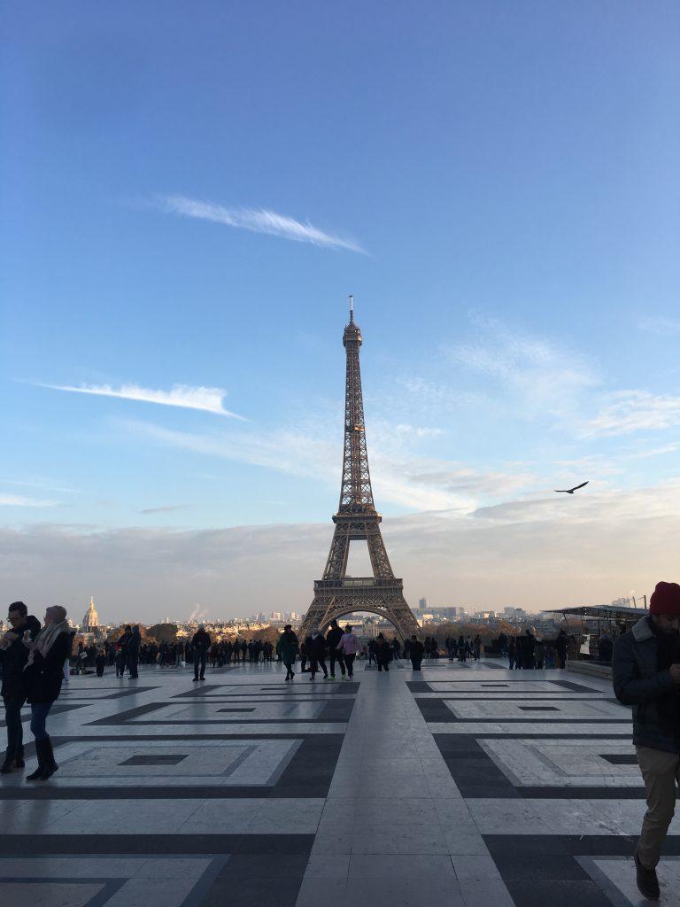 viaje a Paris