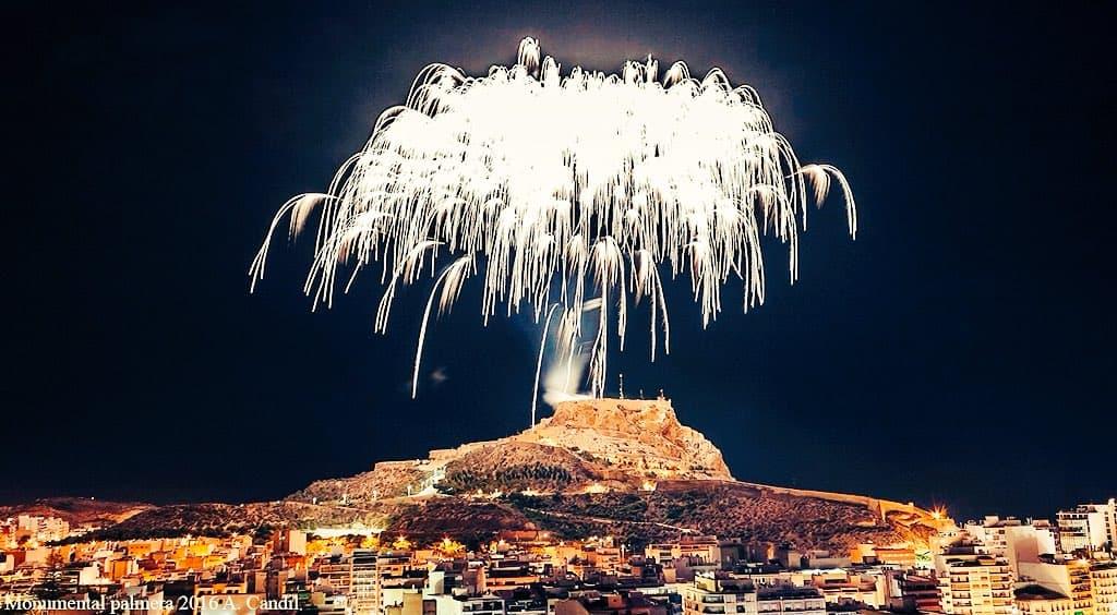 Hogueras de Alicante