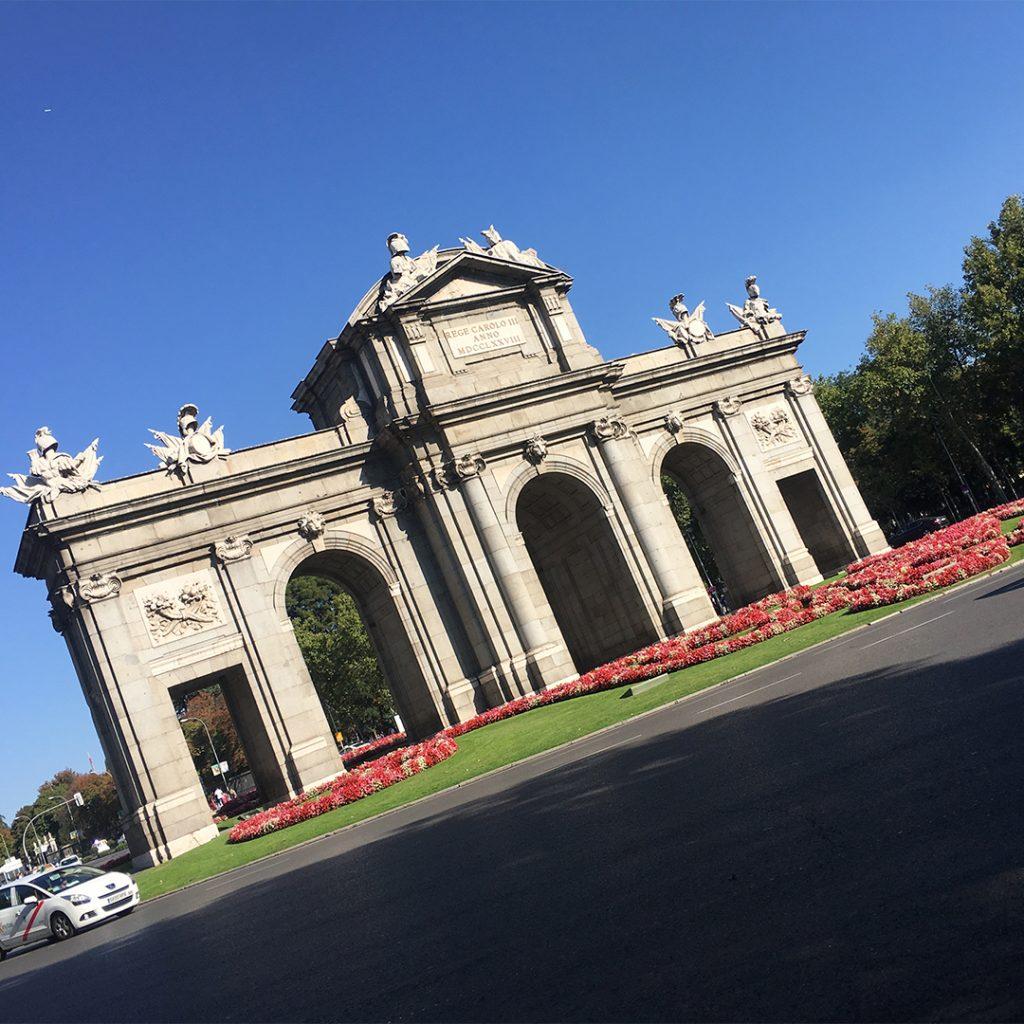 Madrid en dos días Parte I