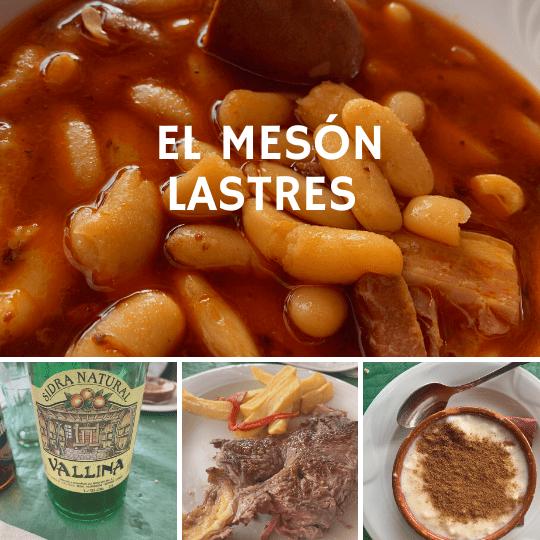 donde comer en Asturias