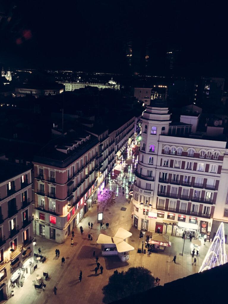 majors planes en Madrid gratis